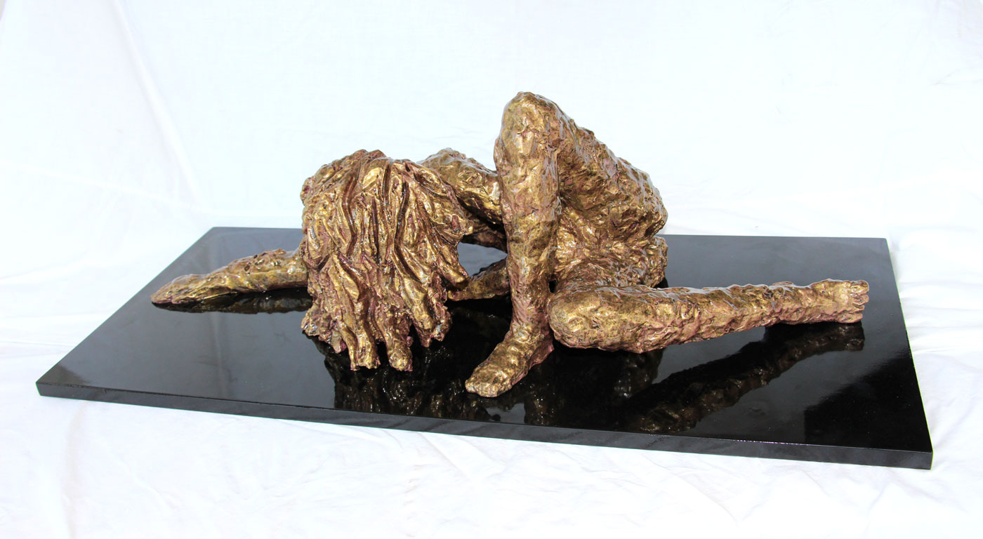 Dancer Simone | Polymer | H-29, 36/83.5 cm