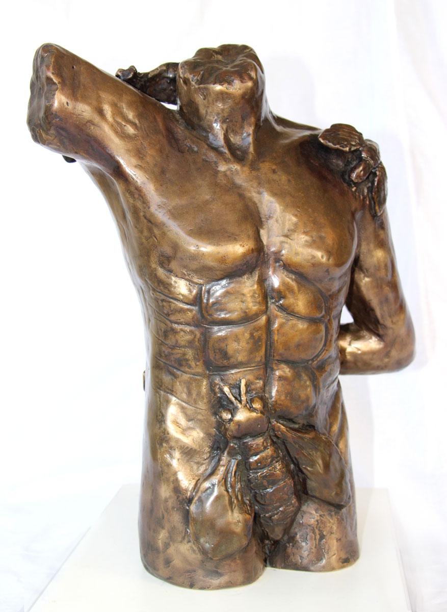 """ME TOO"" | Bronze | H-44 , 18/36 cm"